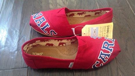 Cardinals TOMS