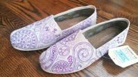 Swirls and Symbols TOMS