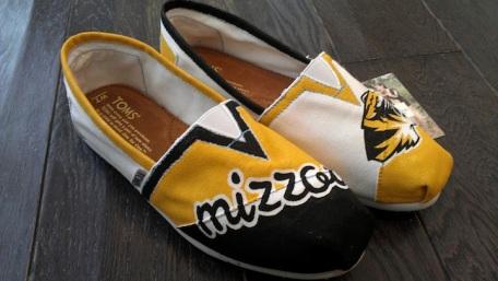 Mizzou TOMS