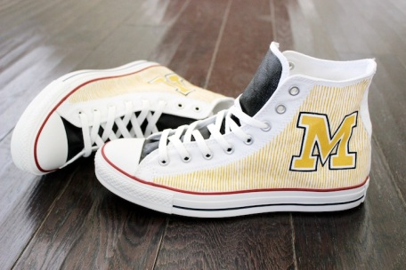 Mizzou Converse