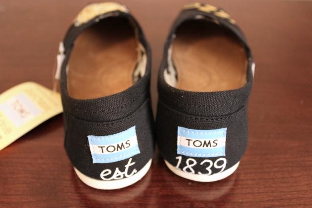 Vintage Mizzou TOMS