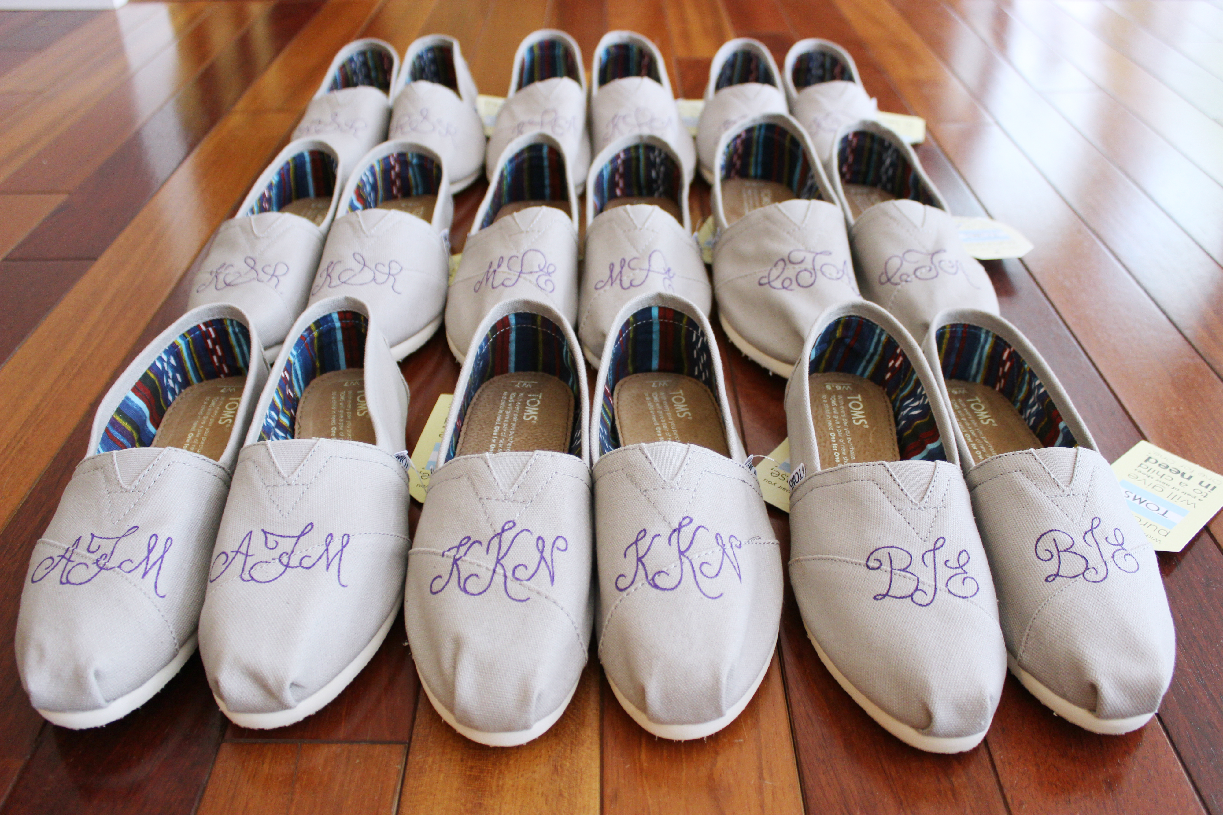 img toms wedding shoes Wedding Party Toms