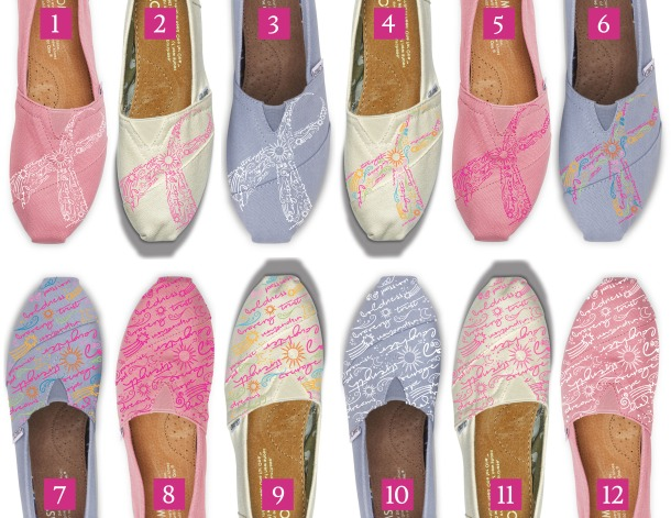 A shoe line by LaQuist to benefit Susan G. Komen St. Louis