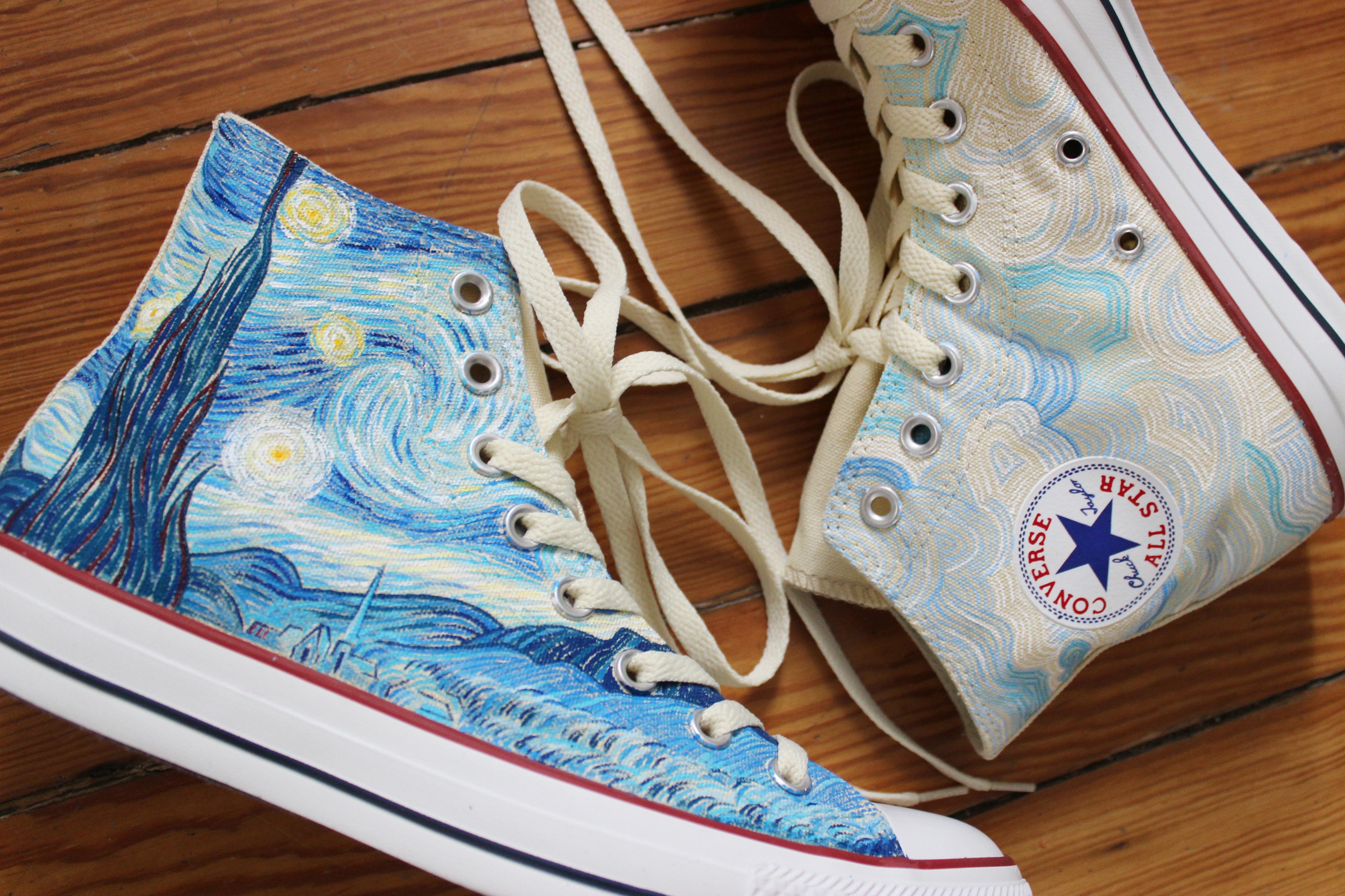 a7ce2e2d260fd painted converse