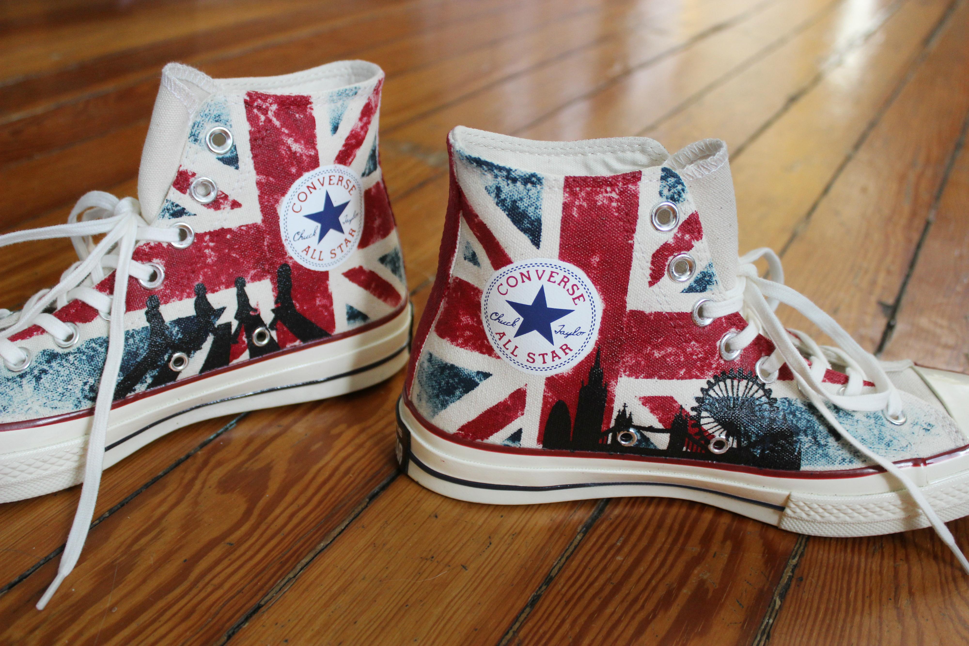 8f2253a99fcb29 London-Skyline-Converse-Shoes